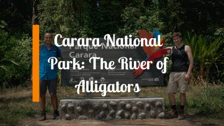 Carara National Park: The River of Alligators