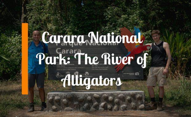 Carara National Park: The River of Alligators