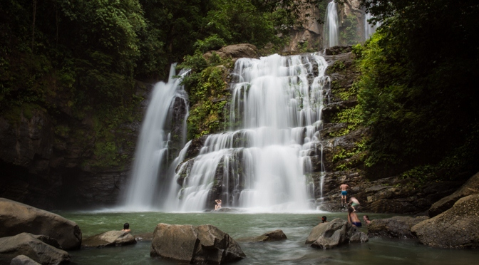 Tips for visiting Nauyaca Waterfalls