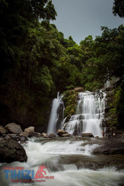 nauyaca lower waterfall