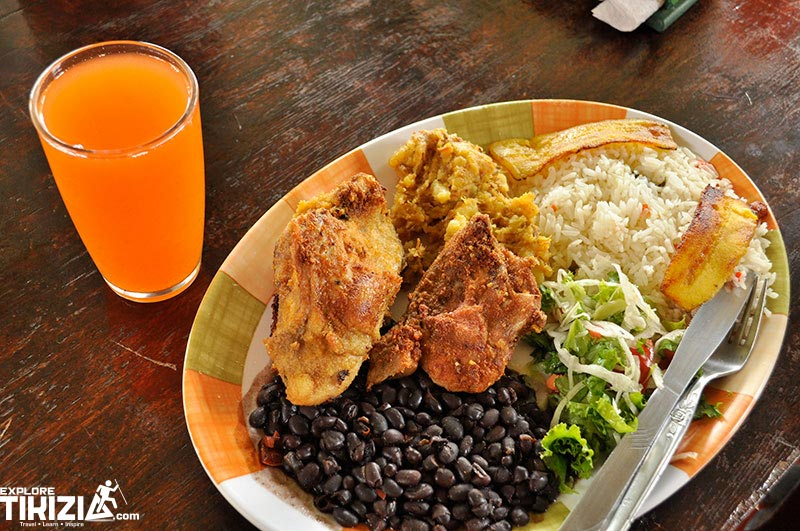 Food in Costa Rica