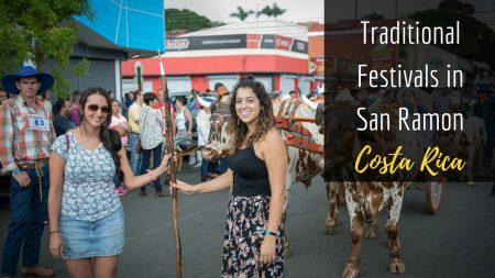 Traditional Festivals in San Ramon, Costa Rica