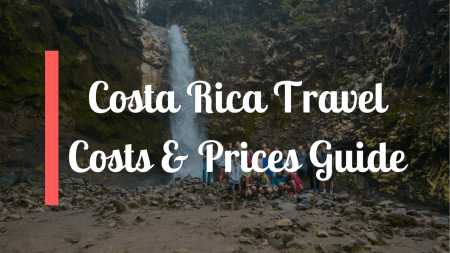 Costa Rica Travel Costs & Prices Guide